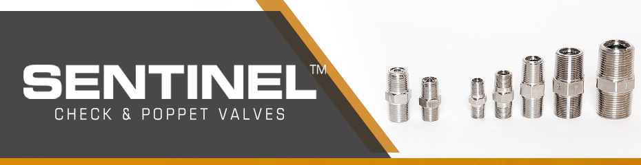SENTINEL Diaphragm Seals and Valves: Protect pumping systems and instrumentation, and enhance all around system performance with our complete line of SENTINEL Diaphragm Seals and Valves.